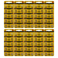Kodak AG3 / LR41 Alkaline Button Watch Battery 1.5V - 100 Pack