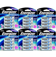 24 pack Energizer Ultimate Lithium Battery AA, (6 x 4 pack sealed)