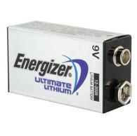 1,500 pack Energizer 9v ultimate lithium(LA522) (U9VL)