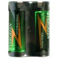 EVERGREEN 2CR5 Photo 6V 1 Box of 20  batteries .