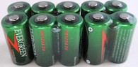 10 Evergreen CR123 CR123A DL123 3V Batteries