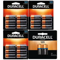 Duracell - 123 High Power Lithium Batteries - 20 Pack (packaging may vary)