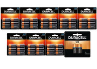 DL123A Duracell Ultra Lithium 50 Batteries-CR123A (packaging may vary)