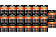 Duracell Ultra DL123A CR123A 1470mAh 3V Lithium (LiMNO2) Button Top Photo Battery - Pack of 120 (6 x 20) (packaging may vary)