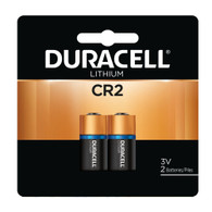 Duracell - CR2 High Power Lithium Batteries - 2 count (packaging may vary)