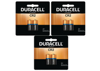 Duracell Ultra Photo Lithium CR2 Batteries 6 Pack (packaging may vary)