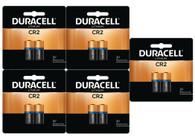 Duracell CR2 Lithium Battery - 3V - 10/Pack