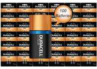 Duracell CR2 3V Ultra Lithium Photo Size Battery 100 Pack (packaging may vary)