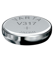 Varta 317 Button cell Battery 1 Pack