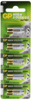 Alkaline Batteries GP - 23AE 12V (pack of 5)
