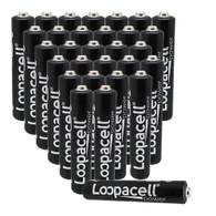 Loopacell AAAA Alkaline Batteries - 30 ct