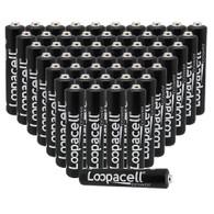 50 New AAAA Loopacell Batteries