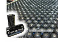 Panasonic 123 3V Lithium Battery (EL123AP/DL123A/CR123/CR123A/K123LA) 400 - Wholesale
