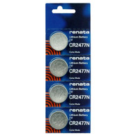 CR2477N Renata Coin Cell Battery 4 Pack