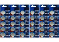 Renata CR2477N Lithium Coin Cell 3V Battery, 30 Batteries
