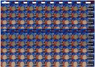 100 x Renata- Lithium Battery 3v Cr1616 Swiss Made