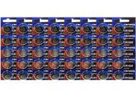 Renata #CR1620 Lithium Coin Battery 40 Pack