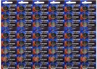 Renata Lithium Battery. 3v (cr1620) Swiss Made (60 Pack)