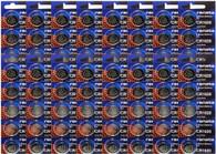 80 x RENATA CR1620 Lithium Battery 3V Genuine