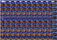Renata #CR1620 Lithium Coin Battery 100 Pack