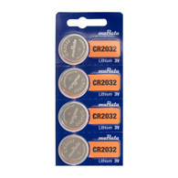 4pcs Sony CR2032 CR 2032 3V Button Coin Cell Battery Brand new Genuine  *Replaced By Murata