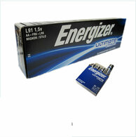 Master 24Pk  AA Energizer Ultimate Lithium L91 Batteries