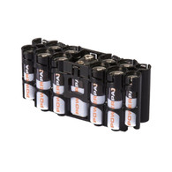 A9 Pack Battery Caddy- Battery case - storAcell - Black