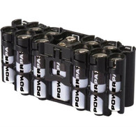 Pack of 2 A9 Pack Battery Caddy- Battery case - storAcell - Black