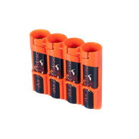18650 Battery Caddy - Orange