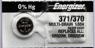 100 wholesale Energizer 371 370 Watch Battery SR920SW SR920W