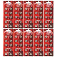 100 pack Hexbug compatible Alkaline Button-Cell AG13/LR44 wholesale Batteries
