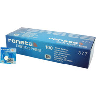 100 pack 377 Renata SR626SW Batteries - wholesale batteries