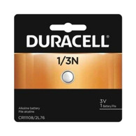 1 Duracell DL1/3N CR1/3N 2L76 3V Battery Exp.2024