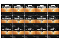 15 Pack Duracell DL1/3N 3V Lithium Battery for Photo, Aimpoint, Lasers,