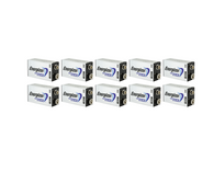 10 pack Energizer 9v ultimate lithium(LA522) replaces Ultralife 9v contractor pack (U9VL)