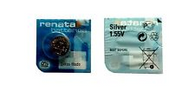 2 Pcs Of Irony Scuba 200 Chrono Loomi Alu Swatch Watch Battery 380