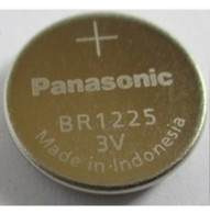 5 BR1225 Panasonic Lithium Batteries