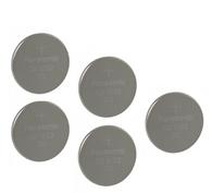 5 CR1632 Panasonic Lithium Batteries