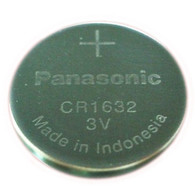 Wholesale 3V CR1632 Panasonic Lithium Batteries 100 Pk