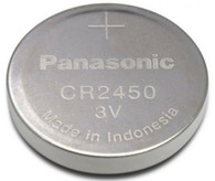 panasonic DL2450 CR2450N ECR2450 BR2450 BR2450-1W KCR2450, Lithium batteries wholesale 100 pack