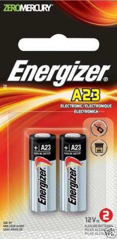 Energizer Alkaline Batteries A23 Mn21 Batteries