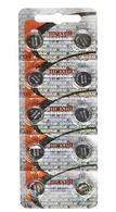 LR1130 Maxell 10 Alkaline Batteries