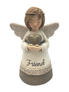Little Blessing White Angel: Friend(ST7021)