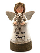 Little Blessing White Angel: You Are Loved(ST7072)