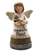 Little Blessing White Angel: Forever in Heart (Cat)(ST7075)