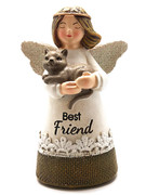 Little Blessing White Angel: Best Friend(ST7076)