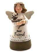 Little Blessing White Angel: Best Friend(ST7076)