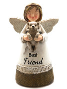 Little Blessing White Angel: Best Friend(ST7070)