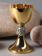 Chalice, Gold with Gold Inner 185mm (CW5093S)
