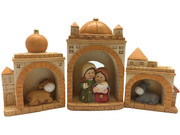 Nativity Scene 3 Pieces 9cm(NS10065)